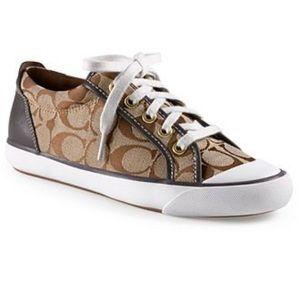 Coach Barrett Sneakers 6B
